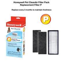 HONEYWELL* 3pc Set PET CLEANAIR Replacement FILTER P Air Purifier HEPA HRF-CP2