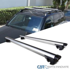 "48""/120Cm Car SUV Aluminum Roof Top Carrier Rail Racks Crossbar"