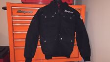 2018 Snap On Tools Mechanic Hooded Men's Work Jacket Winter Coat SMALL