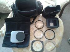 Panasonic AG-LA7200 16:9 Anamorphic Lens Adapter 72mm 1.33x