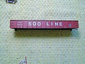 HO SOO LINE Gondola #SOO 684476