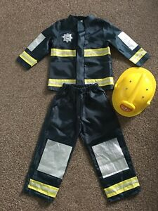 Early Learning Centre Fireman Dress Up Size 3-4 Years