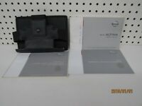 2012 Nissan Altima  Owners Manual Set   FREE SHIPPING