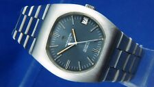 Vintage Favre Leuba Watch First Quartz Movement ( Girard Perregaux - cal 352 )