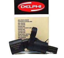 1x DELPHI ABS Sensor Raddrehzahlsensor VW AUDI A3 SEAT SKODA HINTEN Links/Rechs