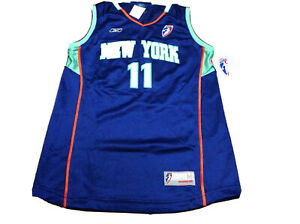NEW W/Tags New York Liberty Kelly Schumacher WNBA Basketball Jersey Youth M