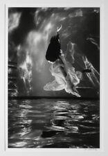 JOHN WIMBERLEY SIGNED 1981 REALIZATION OF ANIMA 11x14 PHOTOGRAPH - VERY RARE!
