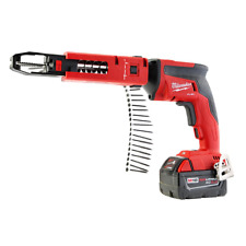 Milwaukee Cordless Drywall Screw Gun Attachment M18 Tight Corner Power Tool NEW