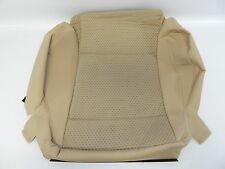 New OEM Volkswagen VW Jetta Front seat Cushion Cover Beige Tan Gray Cloth