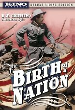 Birth of a Nation [Deluxe Edition] [3 Discs] (2011, DVD NEW) BW