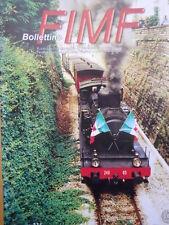 Bollettino treni FIMF n°234 [TR.33]