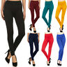 New Mix Womens FLEECE LINED LEGGINGS Thick Solid High Waisted Warm Winter Long