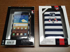 Case Cover Custodia Samsung galaxy S - S II - S II Plus Plastica rigida Sailing
