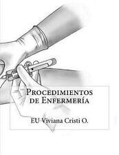 Procedimientos de Enfermería by Viviana Cristi Oporto (2014, Paperback)