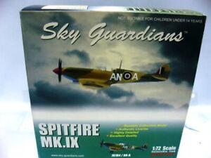 Sky Guardians Spitfire Mk IX RCAF 417 Sqn Everard NA 1944 BNIB 1:72 Witty Wings