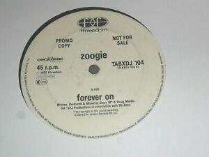 ZOOGIE-FOREVER ON 12'' PROMO VINYL 1992