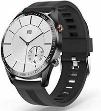 """Smartwatch Activitytracker Fitnessuhr Sportuhr, elegantes 1.4"""" Farbdisplay IP67"""
