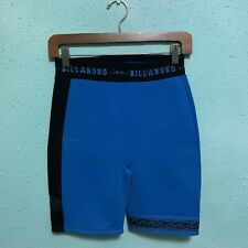Billabong Boardshorts Wet Suit Bottoms Shorts Blue Mens Medium