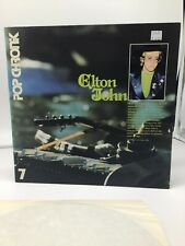"Elton John ""Pop Chronik"" 87 571 Xct Rock 2 Lps Gatefold"