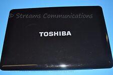 TOSHIBA Satellite L505D-GS6000 Laptop LCD Back Cover (Rear Lid) V000181170