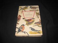 Les oiseaux - S. Durango - Fernand Nathan - 128 planches couleurs - 6M12