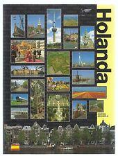 Guía de viajes de Holanda. Herman Scholten. Travel Guide Netherlands.