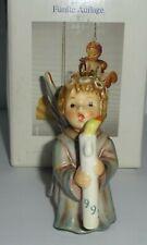 Goebel Hummel Light Up The Night #622 1992 Christmas Ornament Figurine