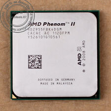 AMD Phenom II X4 955 3.2 GHz (HDZ955FBK4DGM) Quad-Core CPU Socket AM3 4000 MHz