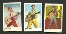 Tommy Steele Teen Idol British Rock n Roll Star Fab Card Collection C