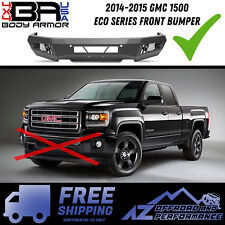 Body Armor 4X4 | 2014-2015 GMC 1500 Eco Series Front Bumper | FREE SHIPPING