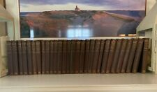 Encyclopedia Britannica 11th Edition Leather 1910-1911 Complete Set 29 Volumes