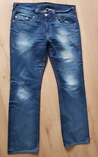 Original TRUE RELIGION Jeans Straight W 36/34, TOP Zustand
