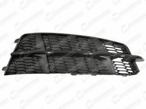 S-line Lower Front Bumper Grille Black Right For AUDI A6 C7 2014-2018