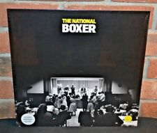 THE NATIONAL - Boxer, Limited YELLOW VINYL LP + Download New & Sealed!
