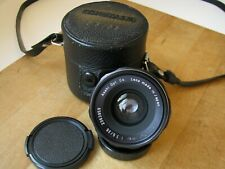 Asahi Pentax 35mm f/3.5 Super Takumar Lens M42 ** Nice Glass **