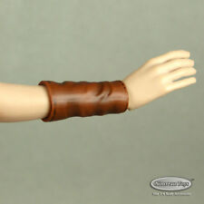 1/6 Scale Phicen, TBLeague Arhian Head Huntress Single Brown Leather Arm Guard