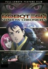 Robotech - The Shadow Chronicles 5027182613588 With Mark Hamill DVD Region 2