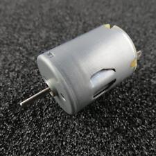 DC Moteur à courant continu MABUCHI RE-280SA,3 6 V 24 mm Arduino 8150 U/minimum