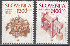 Slowenien / Slovenija Nr. 97-98** Kulturelles Erbe