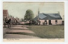 THE SMITHY, LETHAM: Angus postcard (C18279)