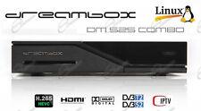Dreambox DM525-HD Decoder Combo e IPTV Enigma2 originale Dream Box
