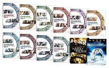 Stargate SG-1 Complete Series Season 1-10 + Ark of Truth + Contiuum NEW DVD SET