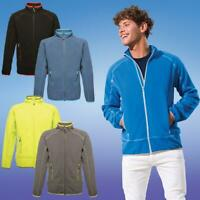 Regatta Ashmore Mens Full Zip Fleece Top Winter Warm Zipper Jacket