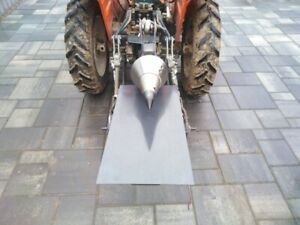 Holzspalter Kegelspalter Für Zapfwelle Traktor mit Tisch Kegel D-150 mm KAT I,II