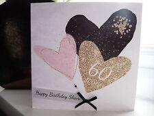 Personalised Female Birthday Birthday Card 18th 21st 30th 40th 50th 60th 70th