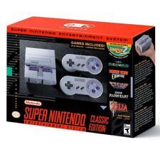 Super Nintendo Entertainment System: Super NES Classic Edition Mini Bundle Kit