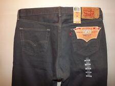 "Jeans Levis 501 Corte Recto W35"" L30"" retráctil para caber (Original) 959"