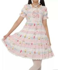 Baby, The Stars Shine Bright Ice Cream print Dress