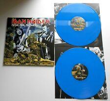 Iron Maiden - Metal For Muthas 2016 EU Limited Edition Blue Vinyl DBL LP