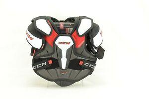 CCM Jetspeed FT 4 Pro Shoulder Pads Junior Size Medium (0826-4098)